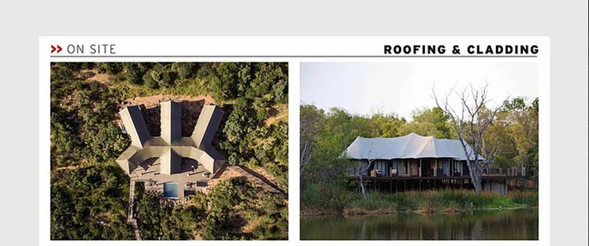 Raising The Roof on Glamping – Leading Architecture December 2019 / January 2020