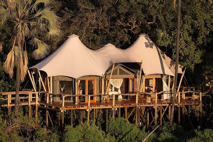 Bushtec Safari: Magnifi-Tent Manufacturers of Glamping and Luxury Safari Tents